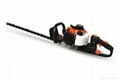gasoline 23cc dual blade hedge trimmer edge trimmer machine