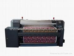 SD1600H-1618 belt type high speed digital textile printer