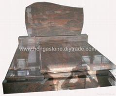 Granite Monument and Tom