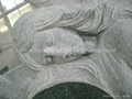 Granite Angel Tombstone and Monument / Headstone 3