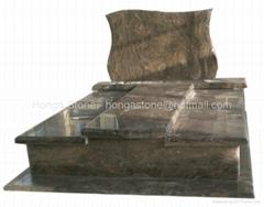 Granite Monument and Tombstone / Ggravestone / Headstone