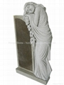 Granite Monument and Tombstone /
