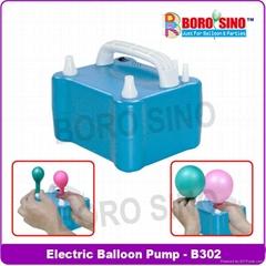 high pressure electric air pump for balloons