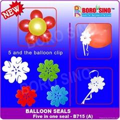 Balloon Clips   B715