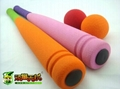 NBR foam baseball bat/mini baseball bat