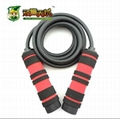 soft NBR foam skipping rope