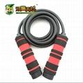 soft NBR foam skipping rope