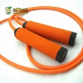 foam handle jump ropes