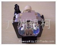 供應三洋LMP55投影機燈泡 2