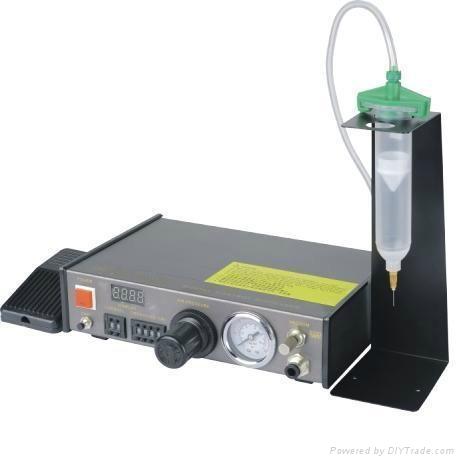 全自动数控点胶机 1