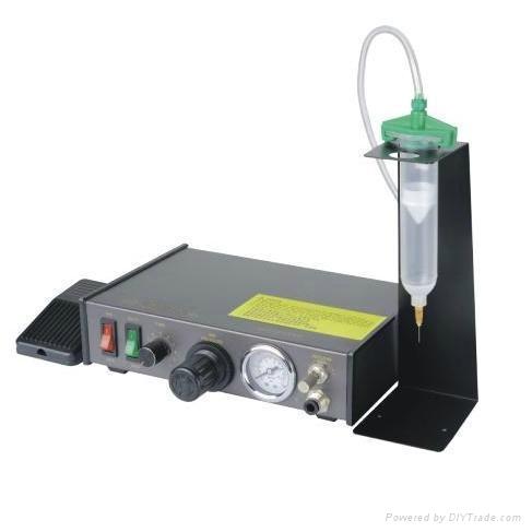 全自动数控点胶机 2