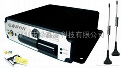 3G car video terminal