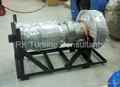 Solar Saturn T1302 Gas Turbine Engine