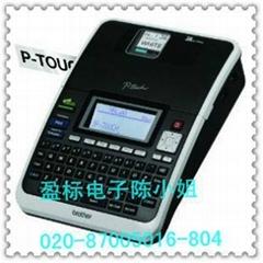 广州市盈标 兄弟标签机PT-2730