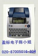 广州市盈标 兄弟PT-3600 标签机