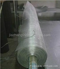 316L paper pulp filter cloth 400 meshes wire mesh