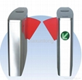 access control flap barrier