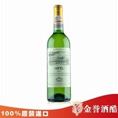 法国进口罗菲尔2010干白葡萄酒