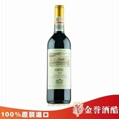 法国罗菲尔2009干红葡萄酒
