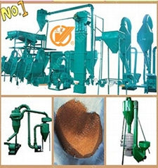 Hot patent waste pcb recycling machine for sales