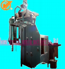 Physical method scrap circuit board recycling machine