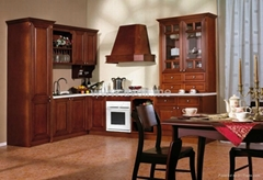 kitchen cabinet-solid wood , magnificent, durable