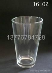 6oz玻璃杯