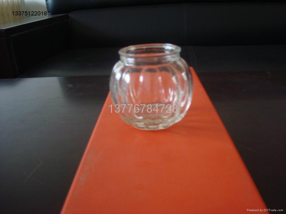 玻璃烛台 4