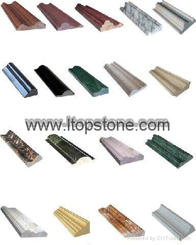 Moulding Profile Edges Window Sills And Doors Lts