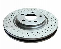 Quality auto brake disc