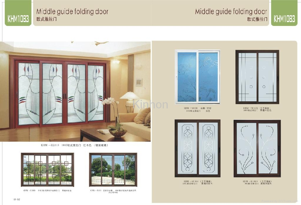 Sliding Aluminum Doors and Windows 1023 x 696