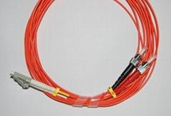 LC-ST多模光纤跳线