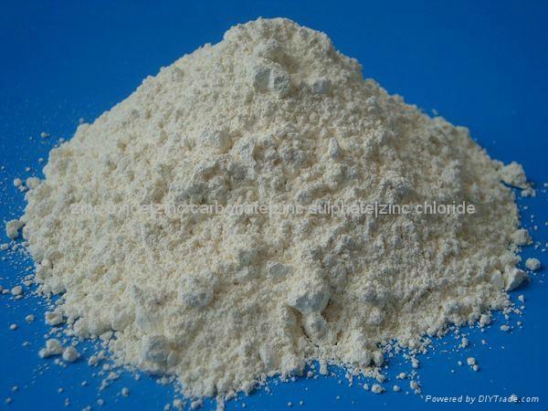 active zinc oxide for sulfur absorbent 1