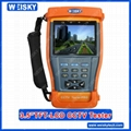"3.5"" TFT-LCD Monitor CCTV Tester/PTZ"