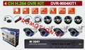 DVR-9004KIT1 /wholesale cctv camera 4CH