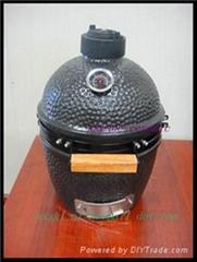 MINI Kamado ceramic bbq grill