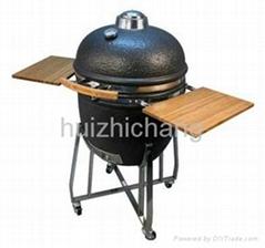 kamado ceramic bbq grills