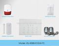 PSTN LED intelligent wireless alarm