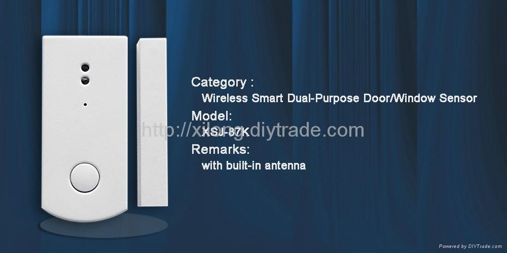 Wireless intelligent emrgency door sensor 2