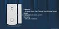 Wireless intelligent emrgency door sensor 3