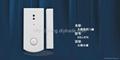 Wireless intelligent emrgency door sensor 4