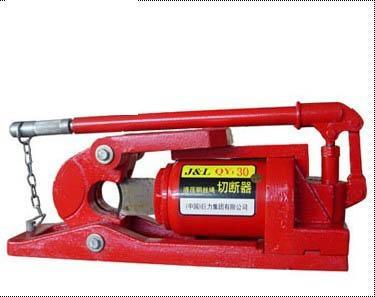 QY48液压钢丝绳切断器刀片 2