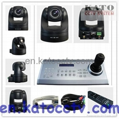 2 Mega HD PTZ tracking Video Conferencing Recording system