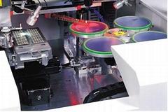 多晶环双点胶多功能固晶机