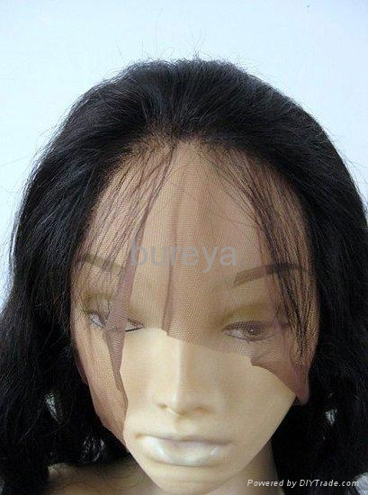 human remy hair wigs 4
