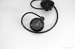 2012 New Type Hi-Fi Bluetooth Stereo Headset headphone for mobile phone