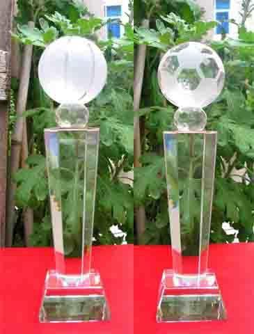 水晶奖杯 5