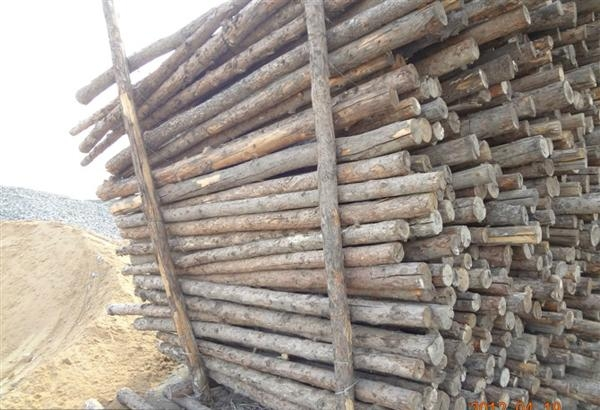 建筑圆木 1