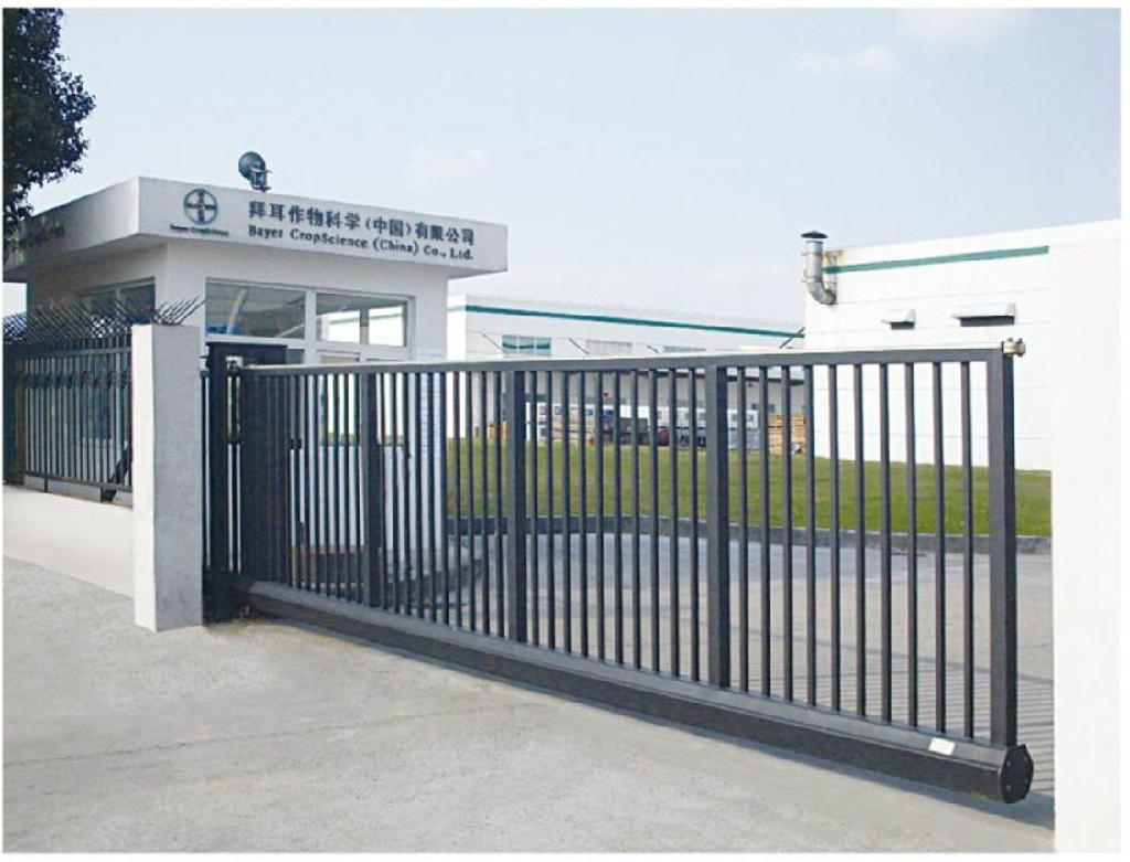 Electric Gate Sliding Gate Nantian China Manufacturer