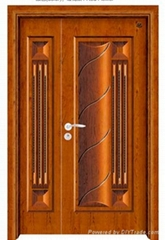 High Standard Wood Door
